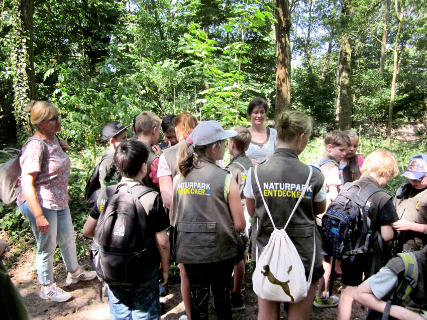 2018 Naturentdecker-Klassenfahrten