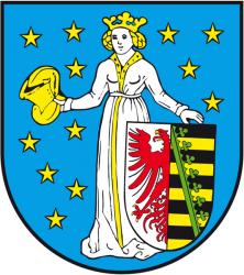 Logo Stadt Coswig Anhalt