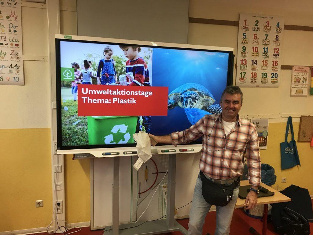 Umweltaktionstage Grundschule Vorfläming Dobritz 2019